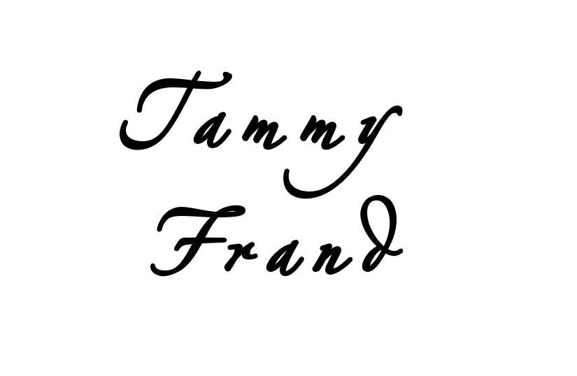 Tammy Frand Signature