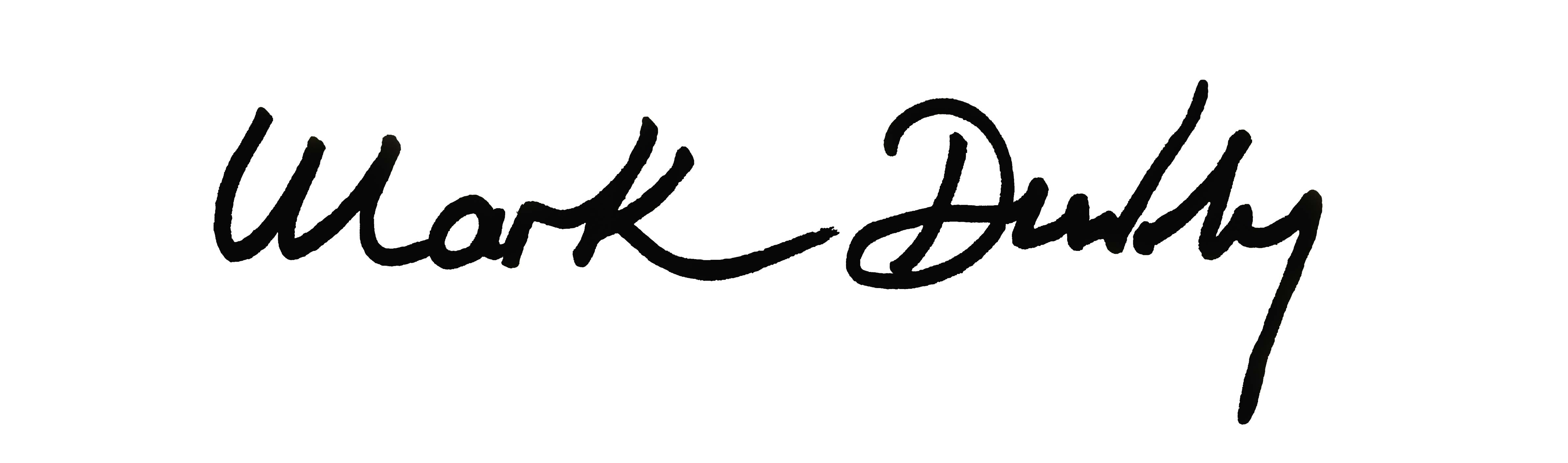 Mark Duffy Signature