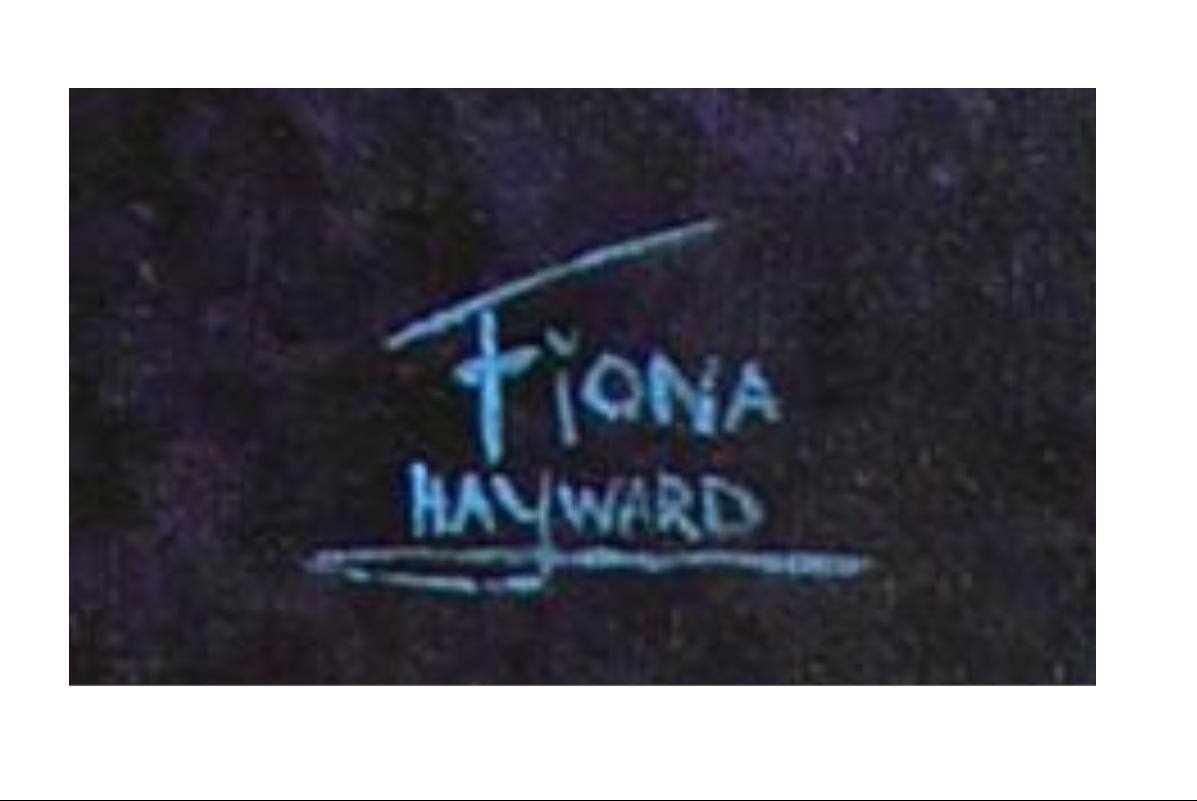 Fiona Hayward Signature