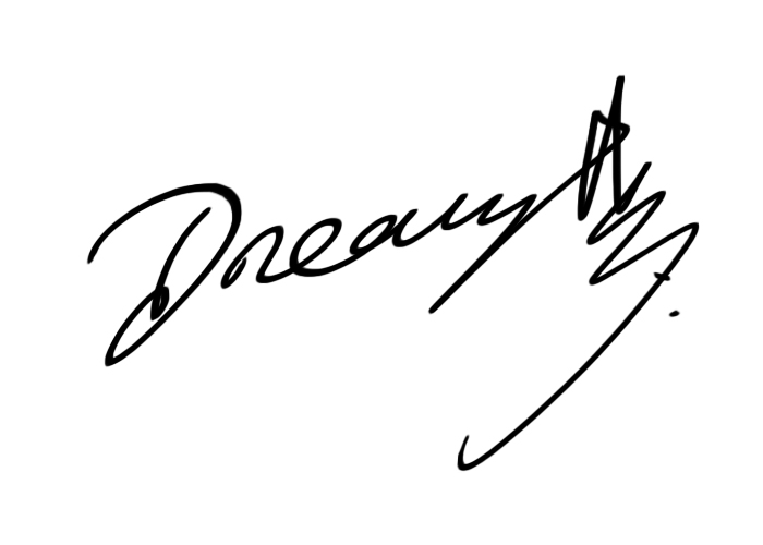 Dream Chen Signature