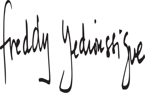 octave FREDDY yedioussigue Signature