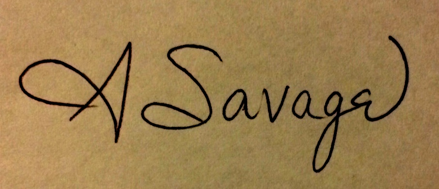 Annastaysia Savage Signature