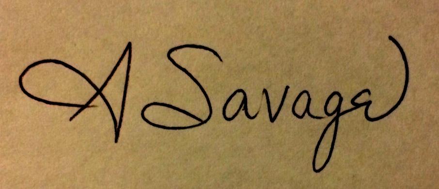 Annastaysia Savage Signature