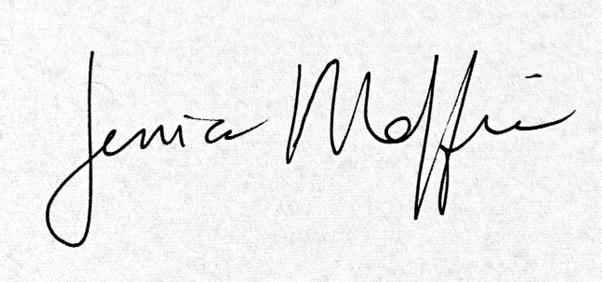Jessica Maffia Signature