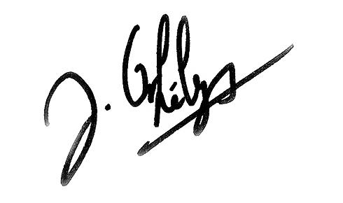 Jennifer Orhélys Signature