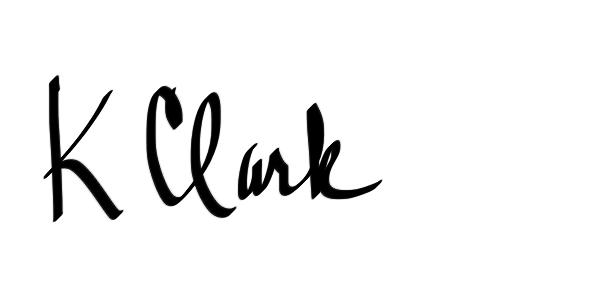KClark  Photography Signature