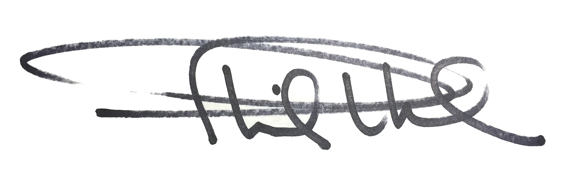 Phil Uhl Signature