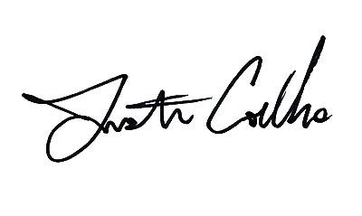 Justin Coelho Signature