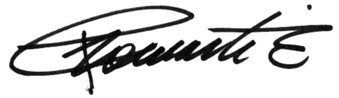 Kevin Cromartie Signature