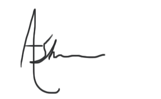 Alise Sheehan Signature