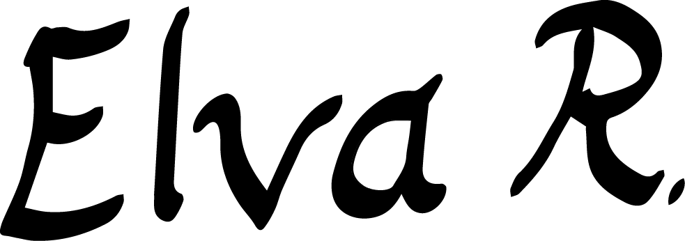 Elva Robinson Signature