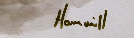 Curt Hammill Signature