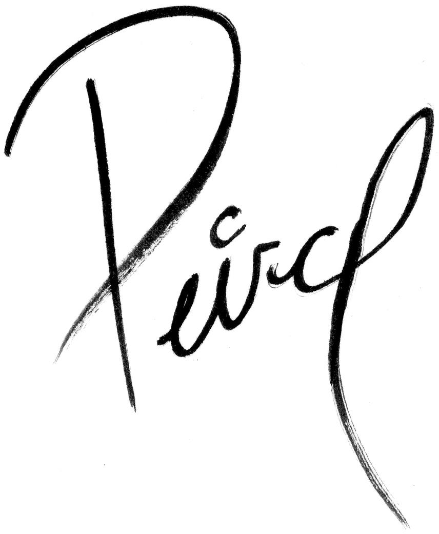 Daryll Peirce Signature