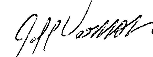 Jeff Vernon Signature