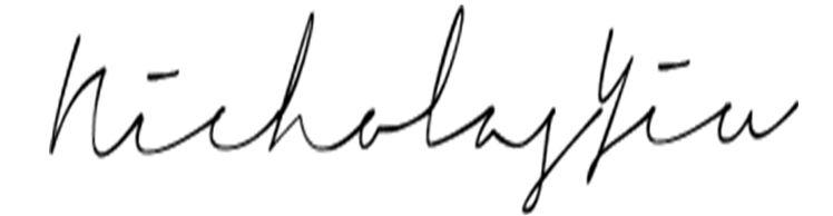 Nicholas Yiu Signature