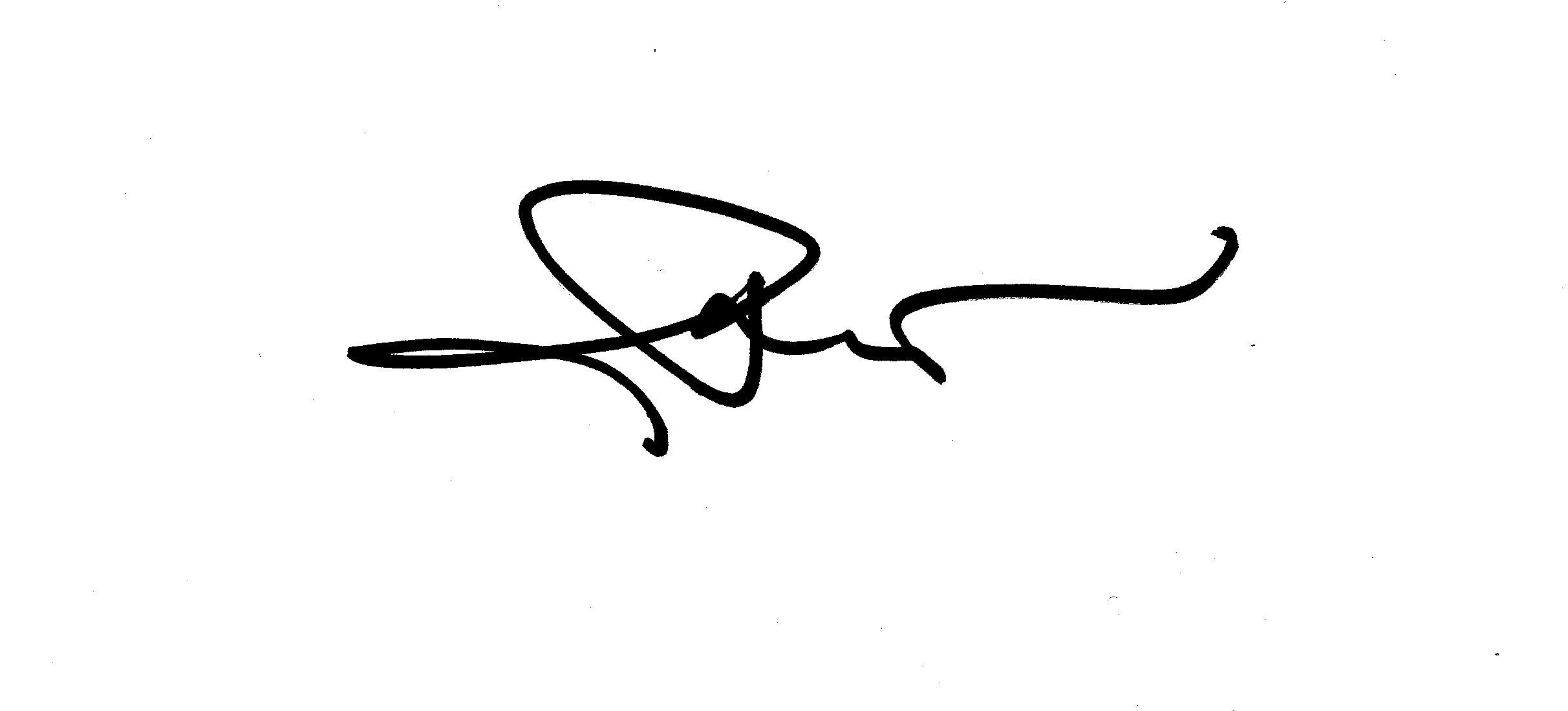 OTTO RAPP Signature