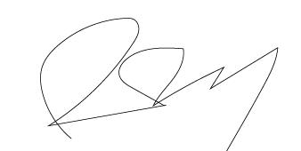 Rachel Perry Signature