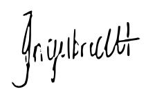 Tarien Engelbrecht Signature