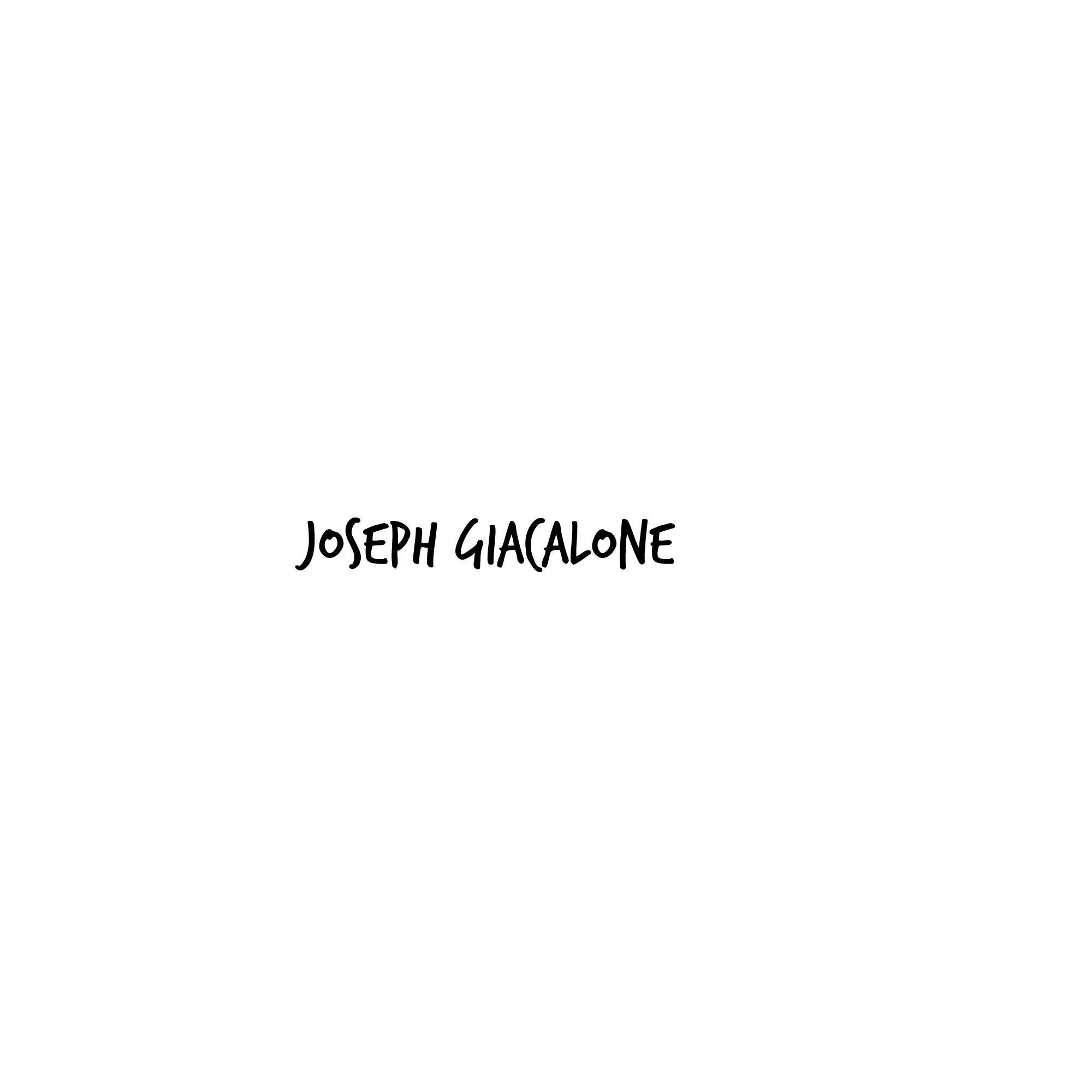 Joseph Giacalone Signature