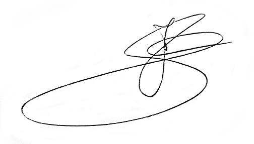 Joanna Sexauer Signature