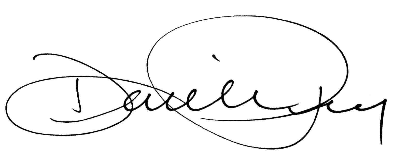 Danielle  Perry Signature