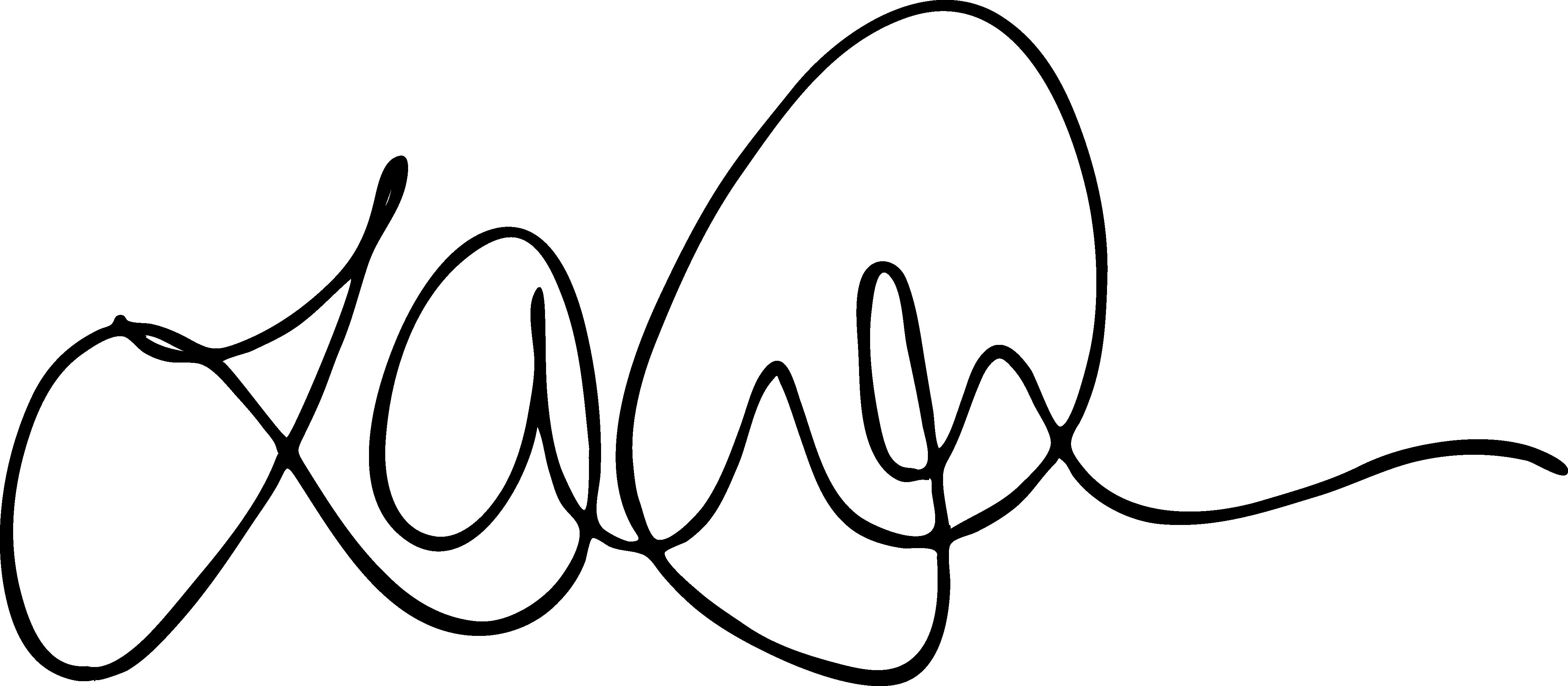 LAUREN GENTILESCO Signature