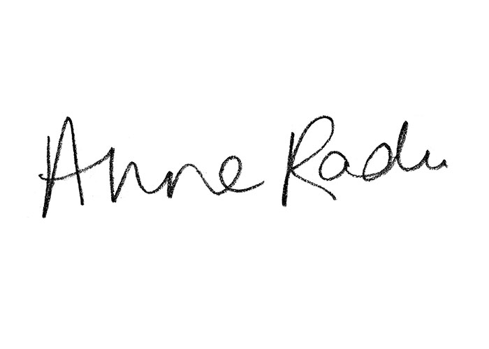 Anne Radu Signature