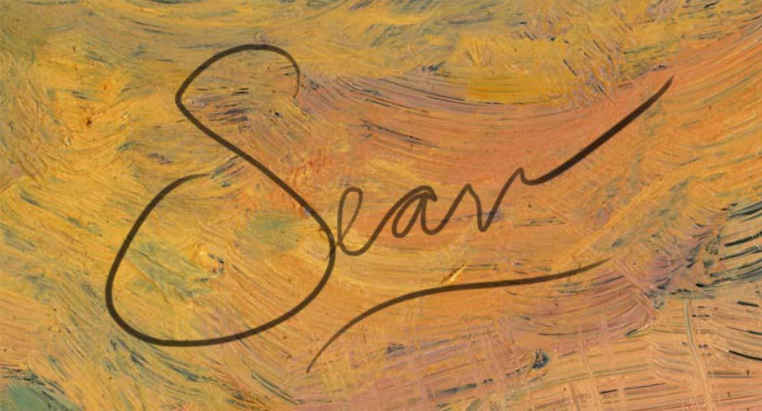 sean norton Signature