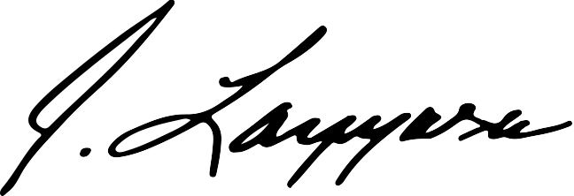 Joyce Lazzara Signature