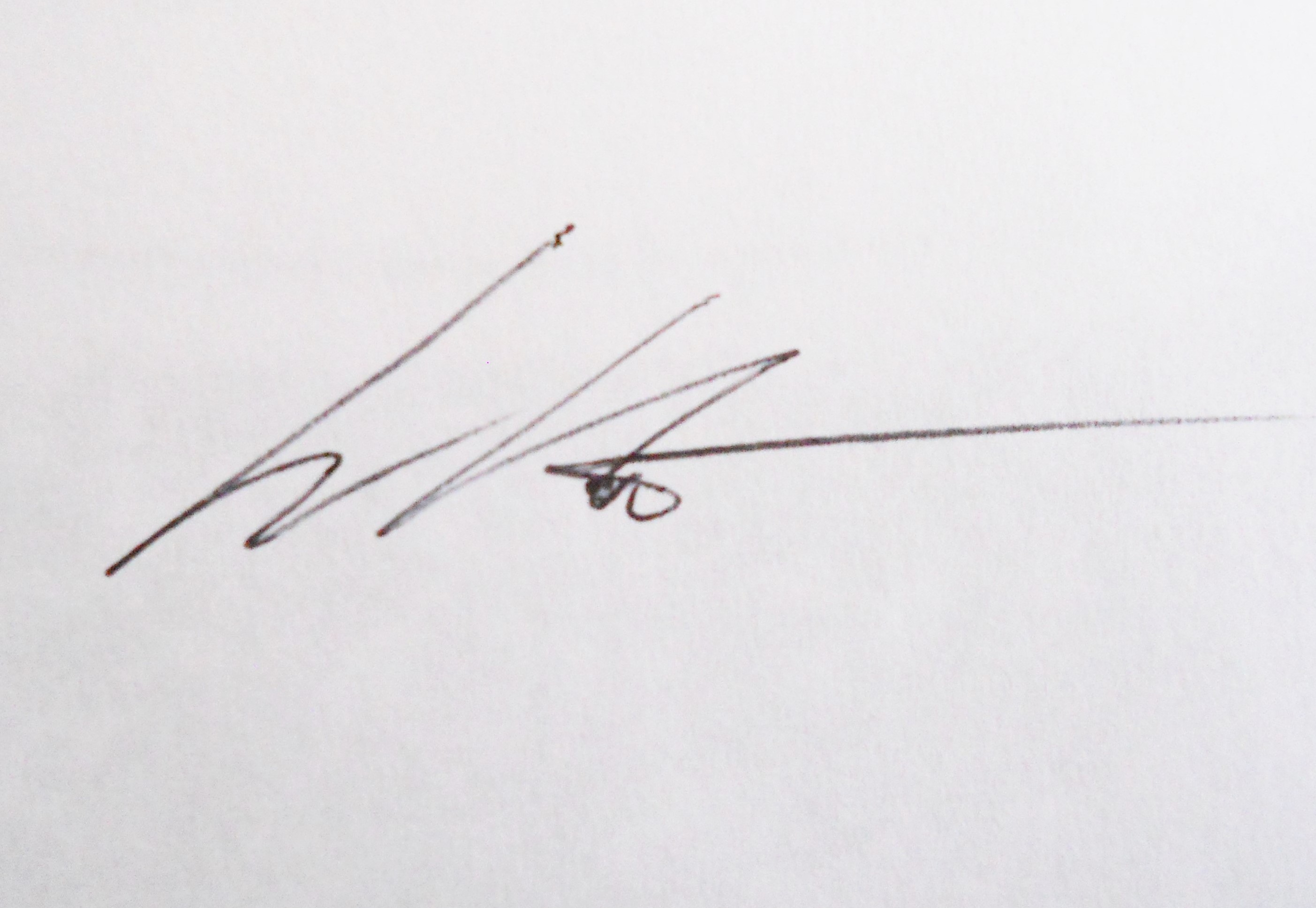 William Kaluta Signature