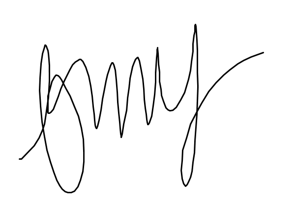 Bevin Macutay Signature