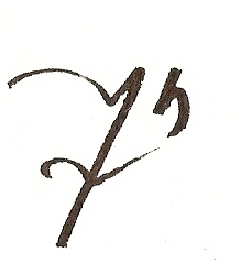 Ashish Dubey Signature