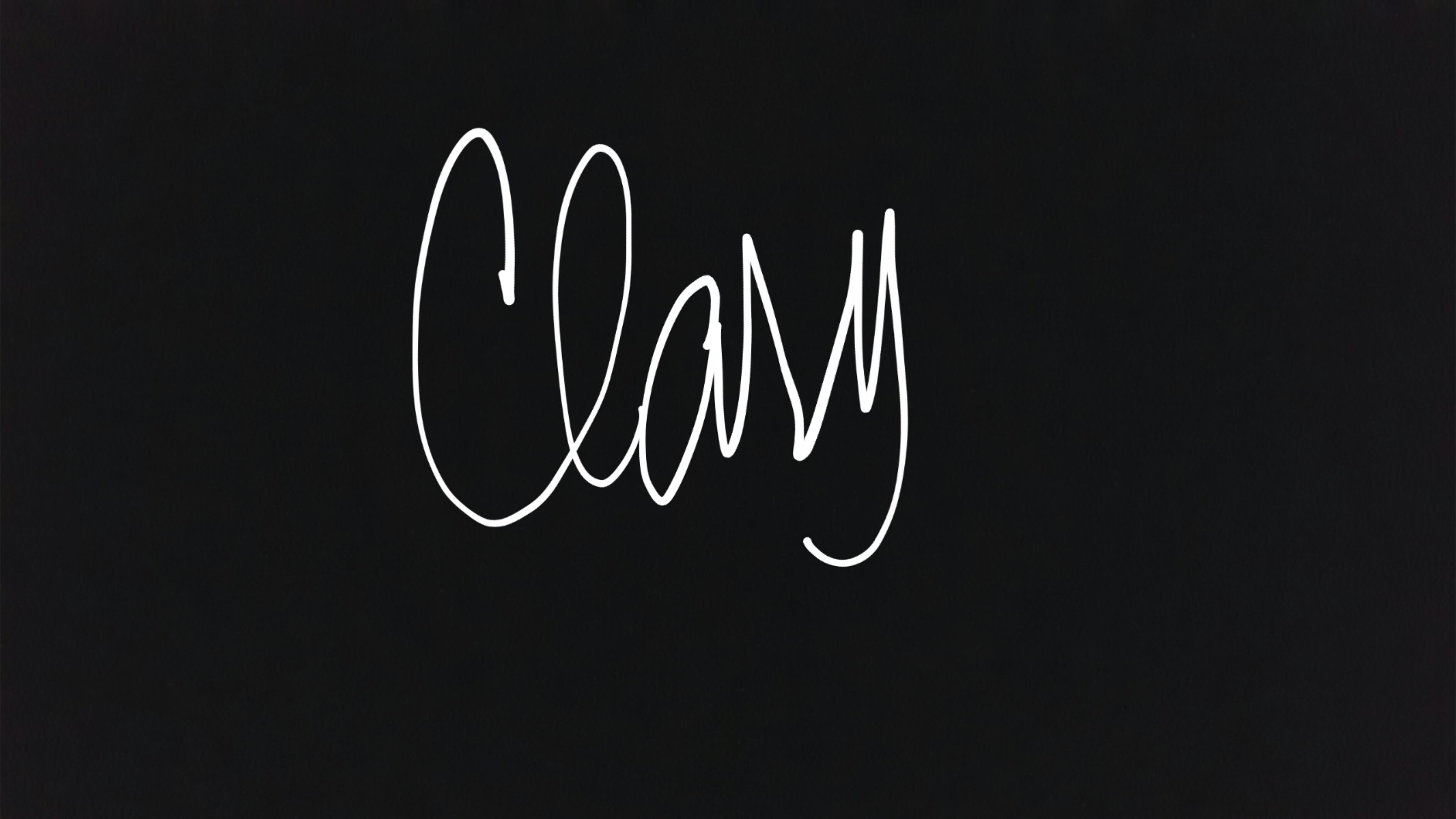 Clary Meserve Signature