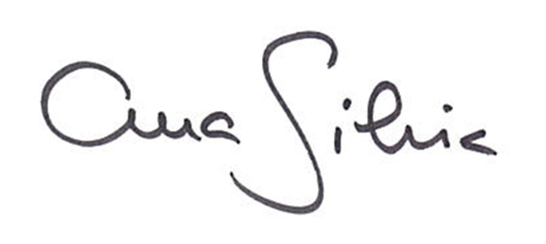 Ana Silvia Santos Signature