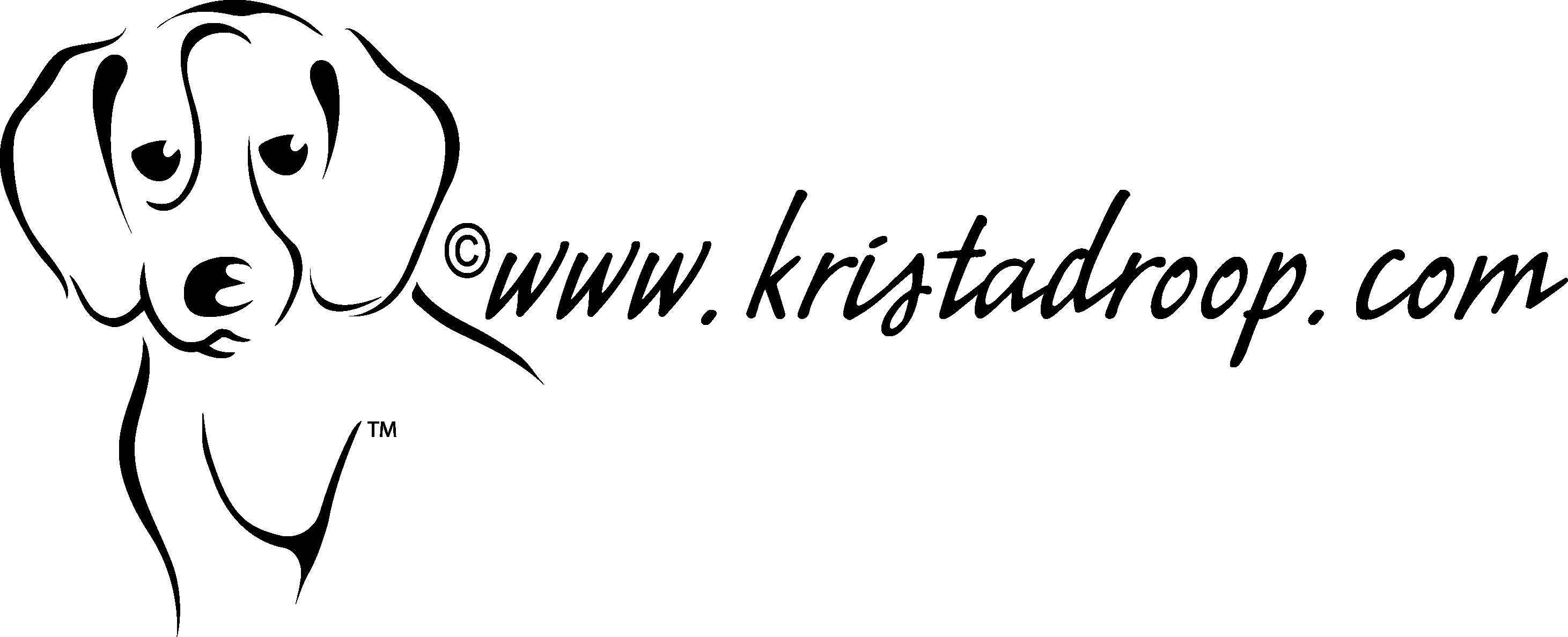 Krista Droop Signature