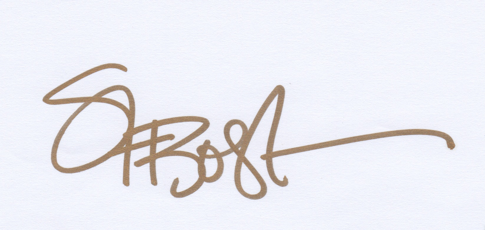Stephanie Bostock ART Signature