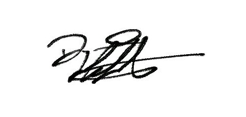David Heffernan Signature