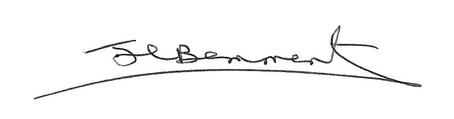 Julie Louise Bemment Signature