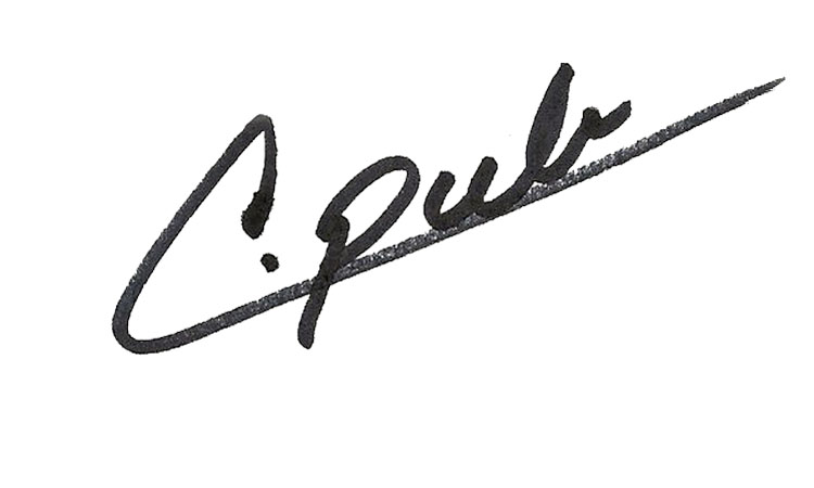 Connie Publicover Signature