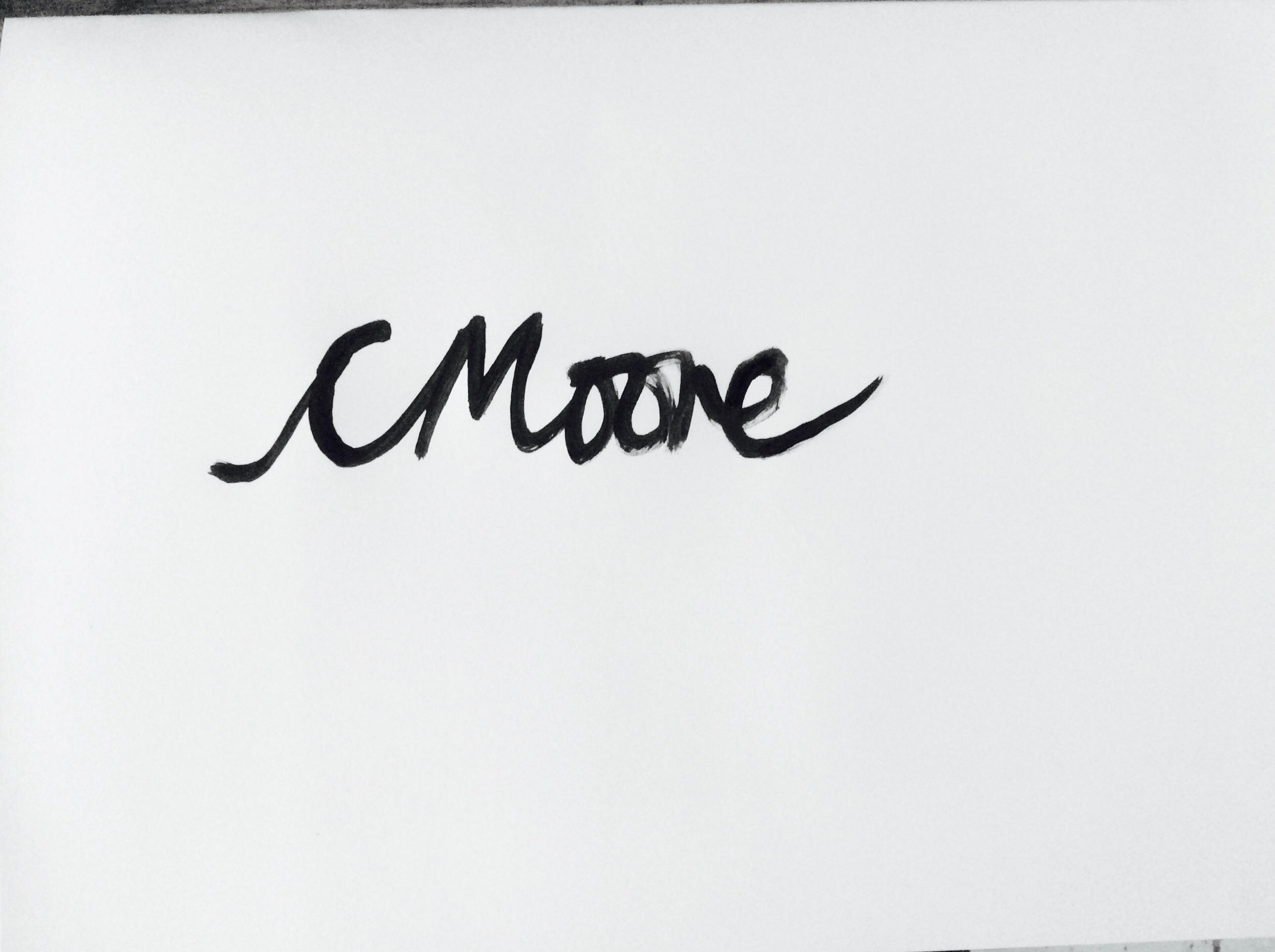 Charlotte Moore Signature