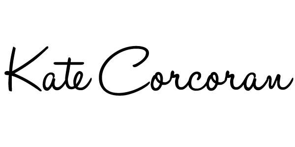 Kate Corcoran Signature