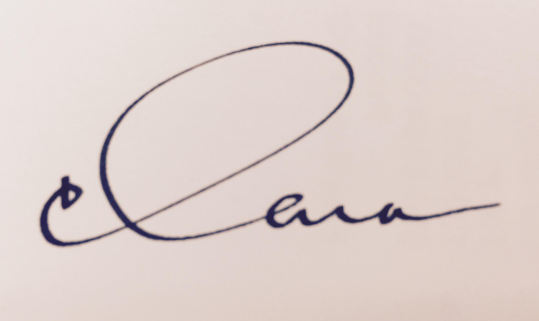 CLARISSE MEDINA Signature
