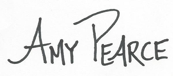 Amy Pearce Signature