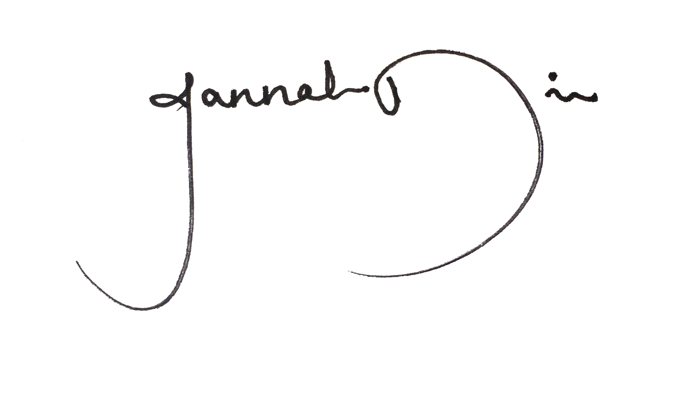 Jannah Din Signature