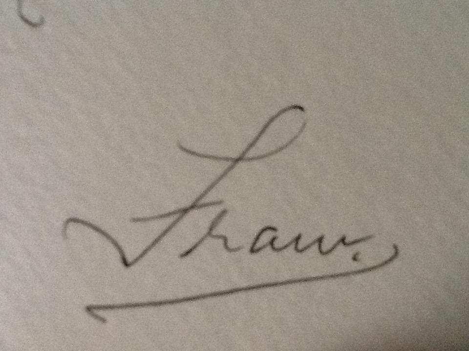 Fram Cama Signature