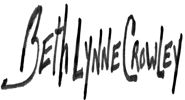 Beth Lynne Crowley Signature