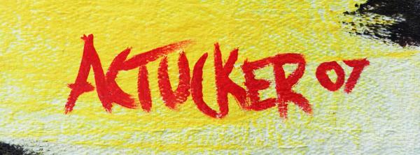 Adrien Tucker Signature