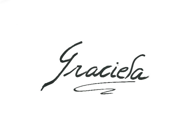 Graciela Castro Signature