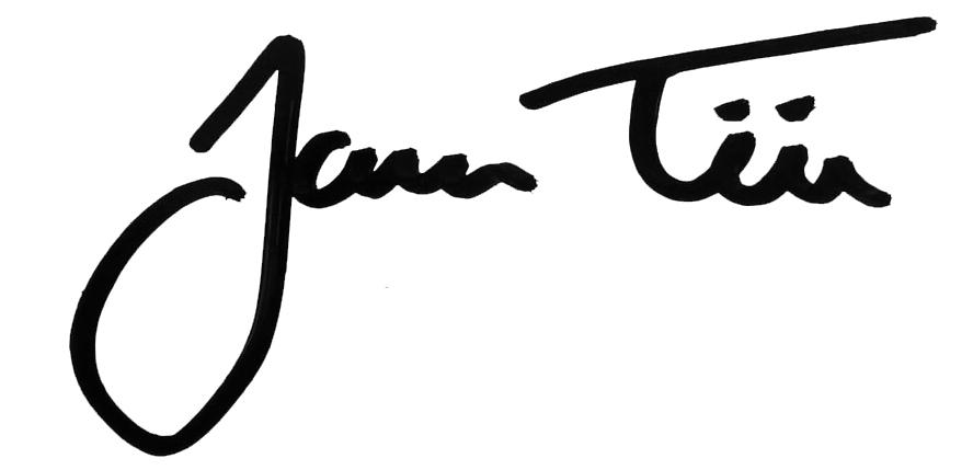 Jaana Tiitinen Signature