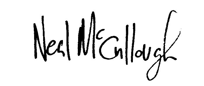 Neal McCullough Signature